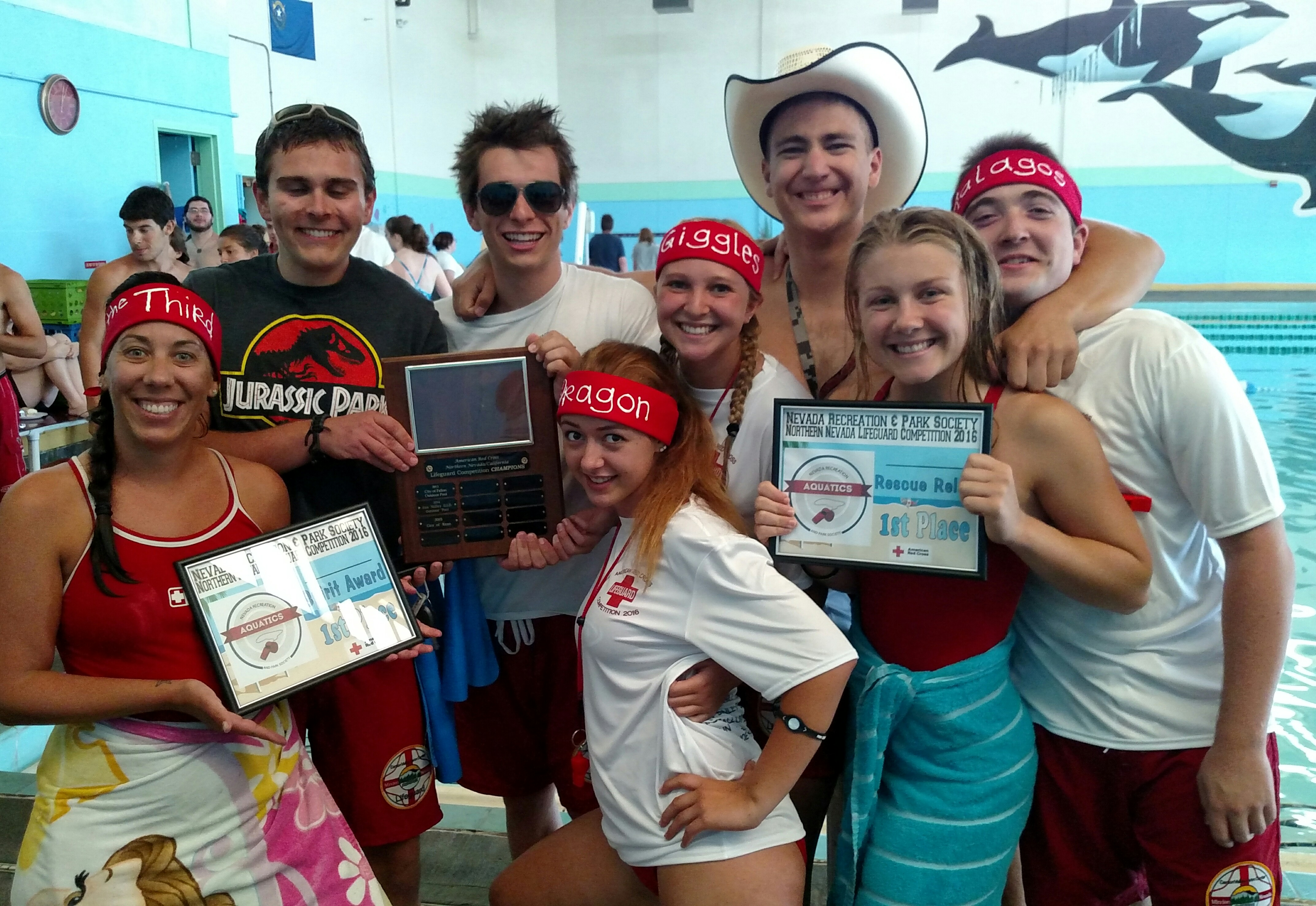Lifeguard Games