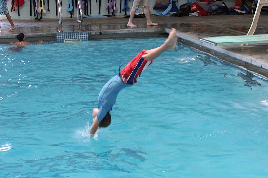 Diving Boards Carson Valley Swim Center