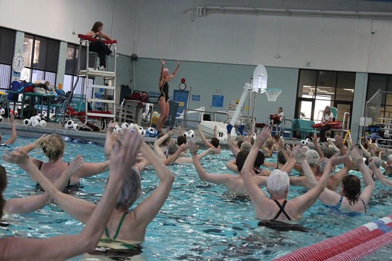 water ex class jan