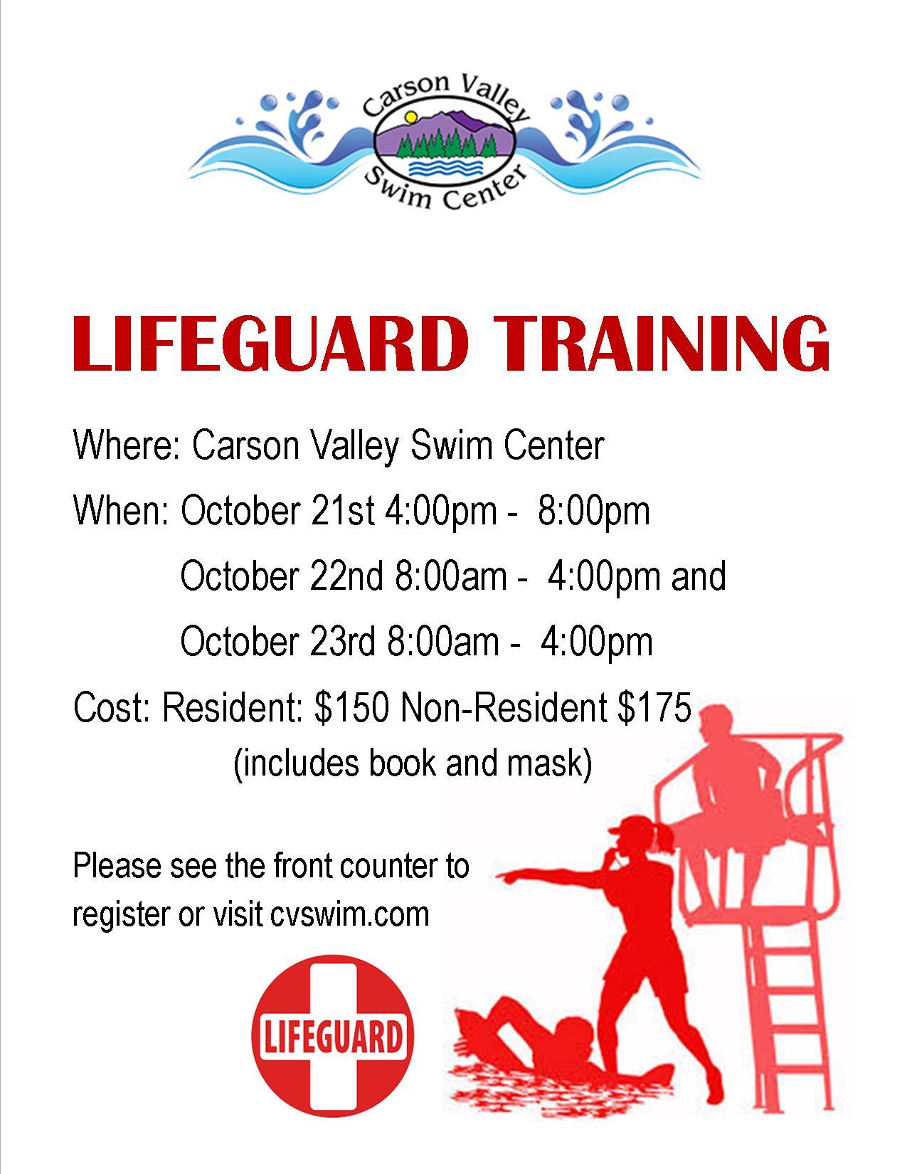 lifeguard certification oct class