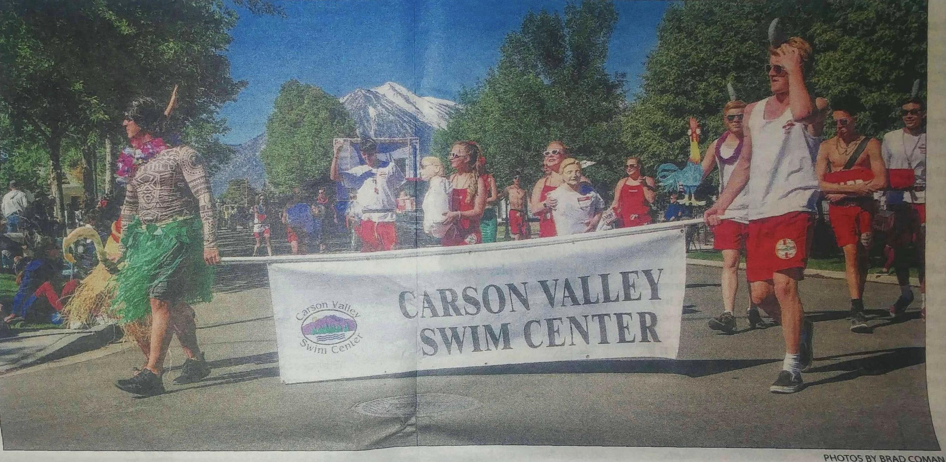 Carson Valley Swim Center   Fun for All Ages